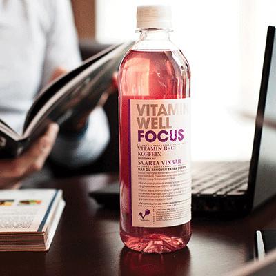 Pijača Vitamin Well