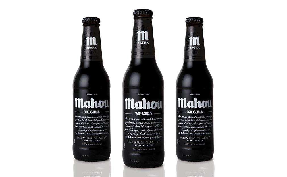 Pivo Mahou Negra