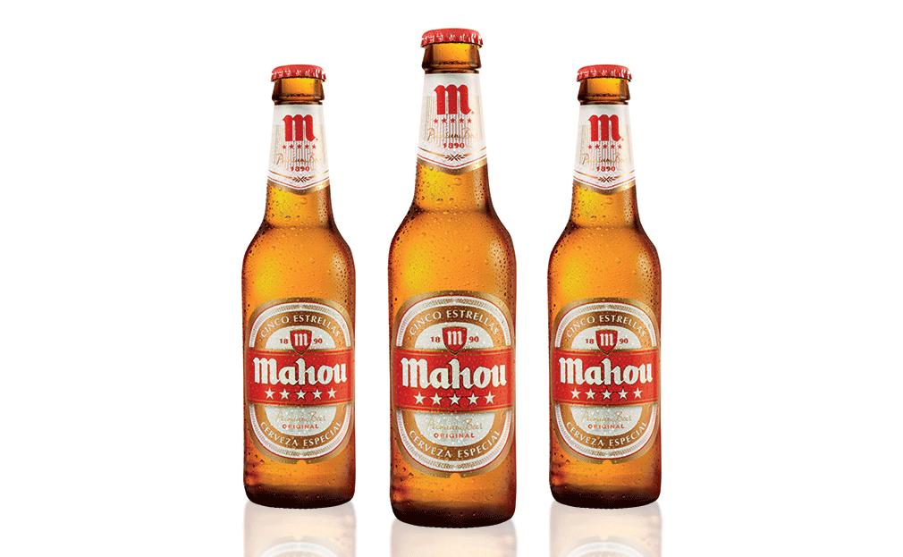 Pivo Mahou