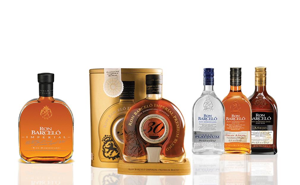 Rum Ron Barcelo