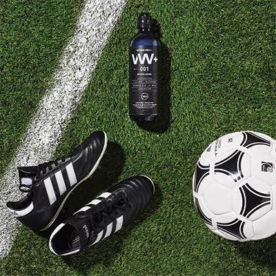 Nova generacija športnih napitkov Vitamin Well plus - ikona.